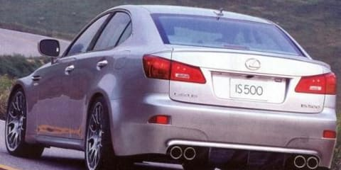 Lexus IS500 2007