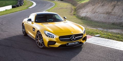 2015-16 Mercedes-AMG GT S recalled