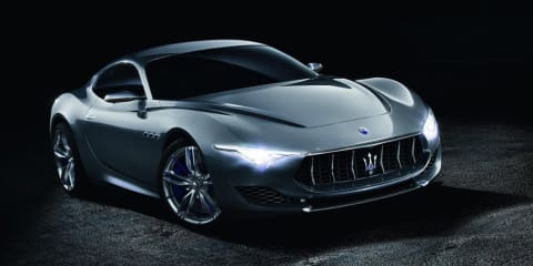 Maserati: New sports car coming next year
