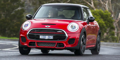 2018 Mini Cooper JCW review