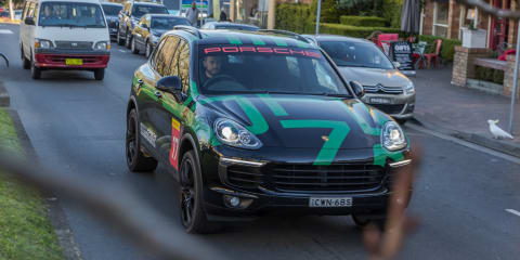 Porsche Australia picks up the tab on Cayenne S E-Hybrid energy
