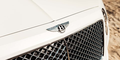 Bentley: Sales records keep rolling amid centenary celebrations