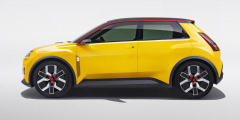 Renault 5 Prototype revealed as retro-styled electric city car