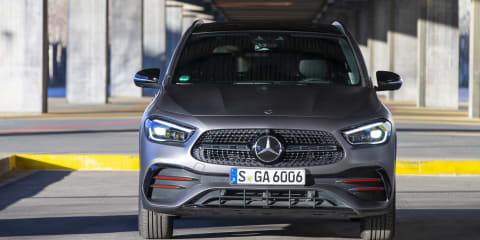 2020 Mercedes-Benz GLA review
