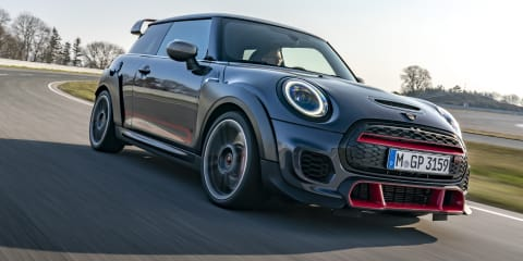 2020 Mini John Cooper Works GP review