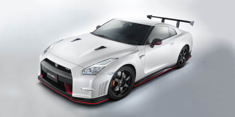 Nissan GT-R Nismo N-Attack Package to debut at SEMA