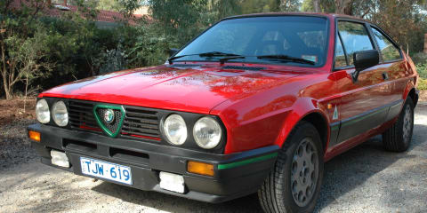 1986 Alfa Romeo Sprint review