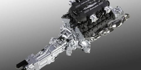 Lamborghini announces new 6.5-litre V12 and seven-speed gearbox