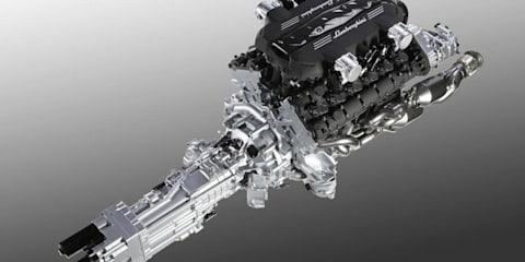 Lamborghini announces new 6.5-litre V12 and seven-speed gearbox