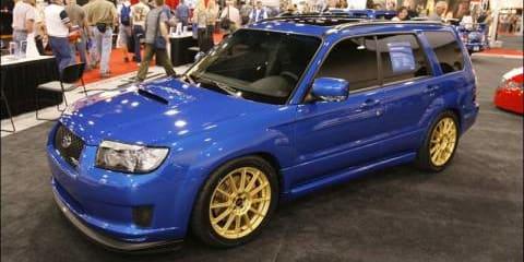 Subaru Forester GT STi
