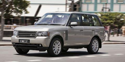 Range Rover Vogue Review