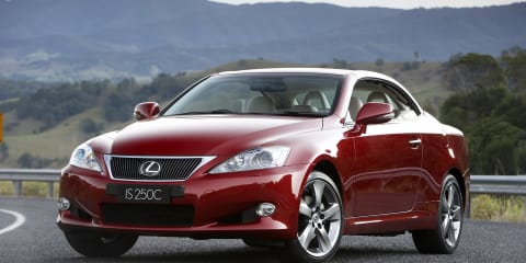 Lexus IS 250C Review & Road Test
