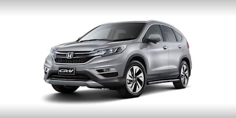 2016 Honda CR-V VTi Limited Edition on sale in Australia