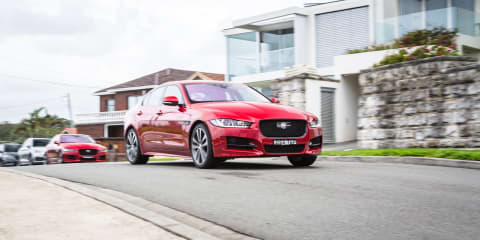 2016-18 Jaguar XE recalled