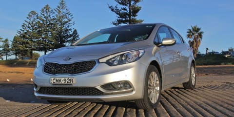 Kia Cerato Si Review