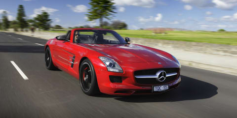 Mercedes-Benz SLS AMG Roadster Review