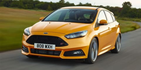 2015 Ford Focus ST arriving earlier than expected