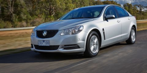 2013 Holden VF Commodore Evoke Review