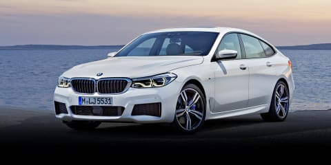 2018 BMW 6 Series Gran Turismo review