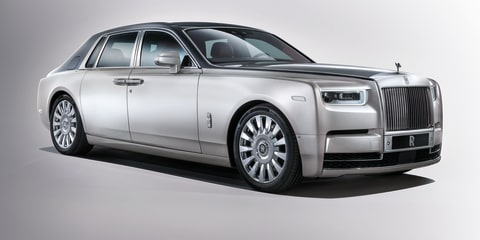 2018 Rolls-Royce Phantom revealed, here in Q4 - UPDATE