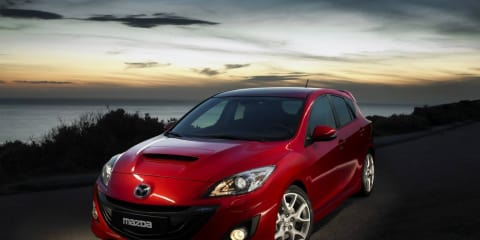 2009 Mazda3 MPS official details