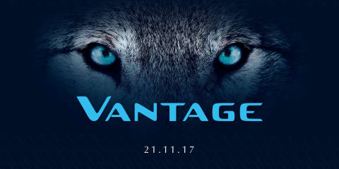 2018 Aston Martin Vantage to be revealed November 21