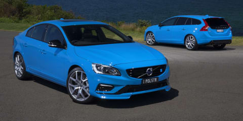 2015 Volvo S60 and V60 Polestar pricing and specifications