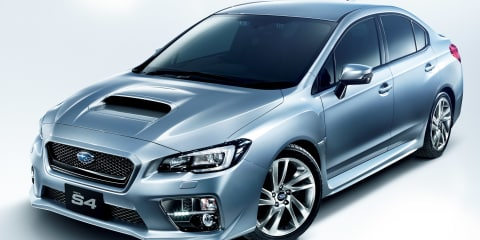 Subaru WRX S4 launched in Japan with 221kW/400Nm engine