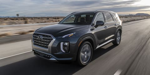 Hyundai Palisade: Australian launch on track for 2020