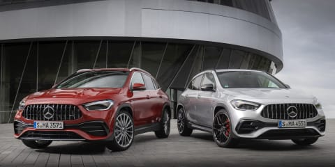 2021 Mercedes-Benz GLA pricing and specs