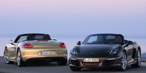 2012 Porsche Boxster pricing confirmed