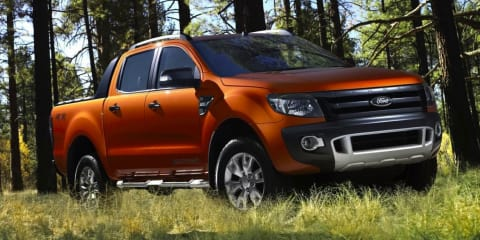 Ford Ranger Wildtrak hits Australian showrooms