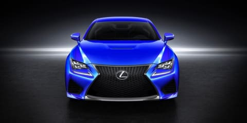 Lexus Australia lobbying for more F performance models