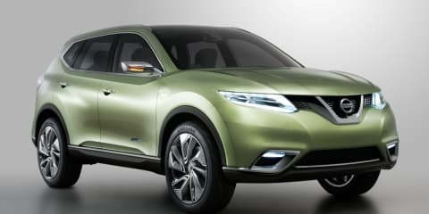 Nissan Hi-Cross Concept - Next-gen X-Trail