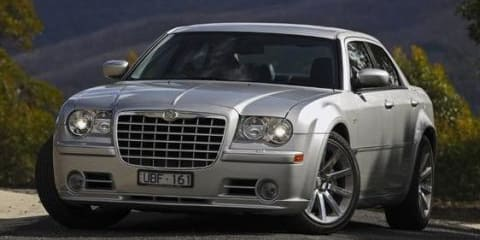 Chrysler 300C Line-up