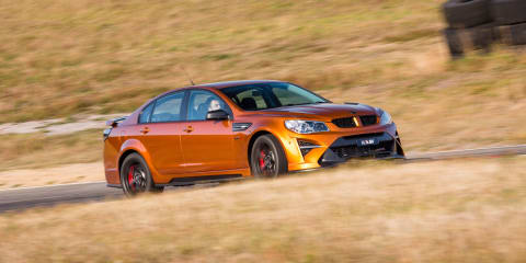 2017 HSV GTSR W1 review