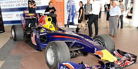 Australian Festival of Speed gears up in Perth