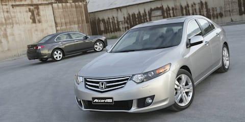 Honda Jazz, City, Civic & Accord Euro receive price cuts