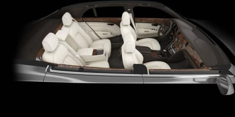 Bentley Mulsanne - Unmatched Interior Design