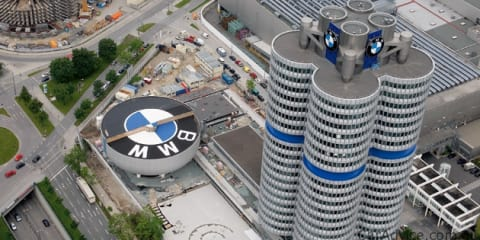 BMW leads automotive Dow Jones Sustainability Index sector