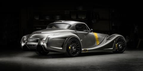 Morgan Plus 8 50th and Aero GT revealed