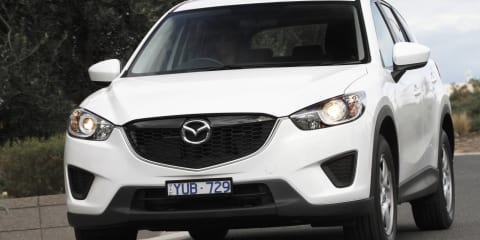 Car sales April 2012: Mazda shocks Holden