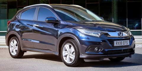 Honda to add turbo HR-V in Europe, but not for Oz - UPDATE