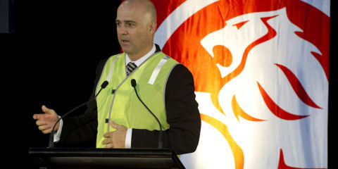 Holden exit decision made after Productivity Commission hearing, says Devereux