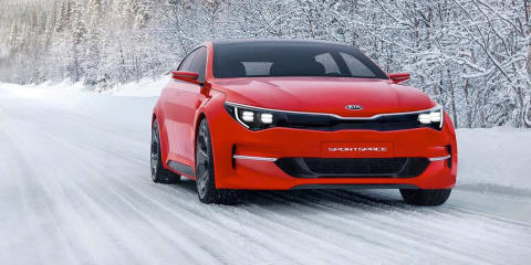 Kia Optima Sportspace:: new wagon gets green light for production
