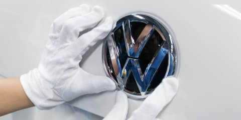 Volkswagen under investigation in Germany over deleted 'dieselgate' data