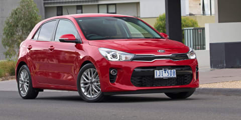 2017 Kia Rio pricing and specs