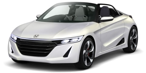 Honda S2000 successor revealed ahead of Tokyo motor show debut