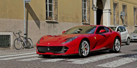 Ferrari 812 Superfast Spider coming in September - report