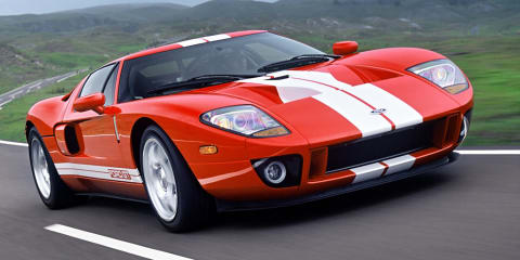 Ford GT and Mustang recalled for Takata airbags